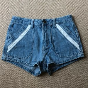Free People Shorts (women's high waisted size 26)